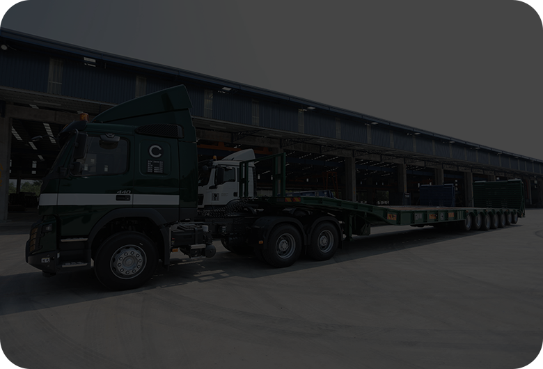 6. Low Bed Semi-Trailer with Ramp 02
